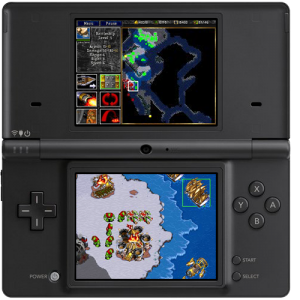 Warcraft DS