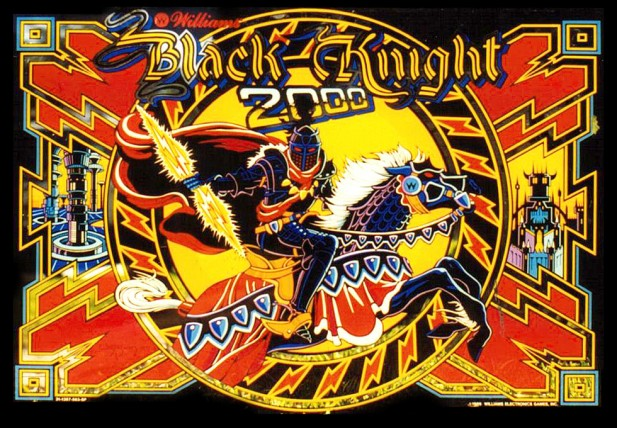 Get Ready for Battle: Black Knight 2000